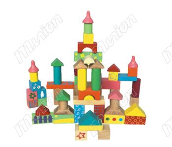 积木城堡HL67009