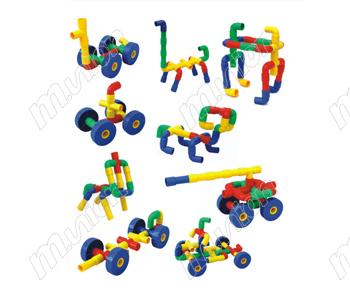 轮管积木HL67102