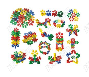 太阳花积木HL67136