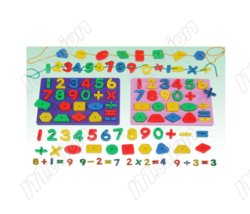 串串,算算,辩辩综合玩具HL67201