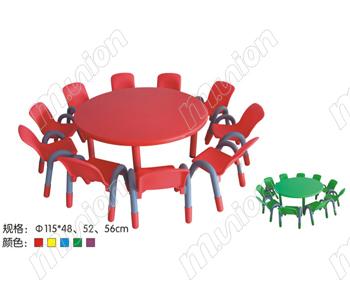 幼儿园配套桌椅 HL61007