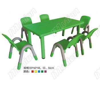 幼儿园教学桌椅 HL61015