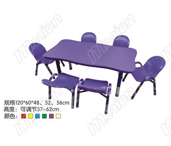 幼儿园课桌椅 HL61016