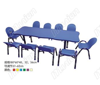 幼儿园课桌椅子 HL61018