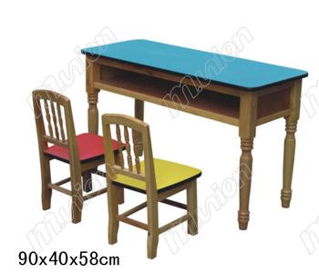 双层六人桌 HL61036