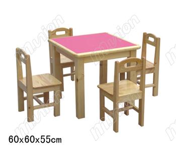 木质幼儿椅 HL61039