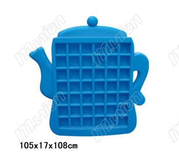 塑料茶壶口杯架HL63004