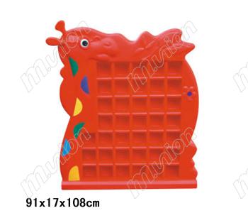 塑料长颈鹿口杯架HL63006