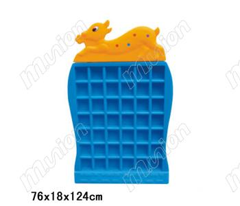 塑料梅花鹿口杯架HL63007
