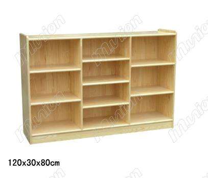 原木玩具柜HL63202