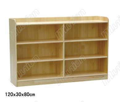 原木玩具柜HL63203