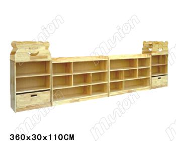 组合玩具柜HL63206