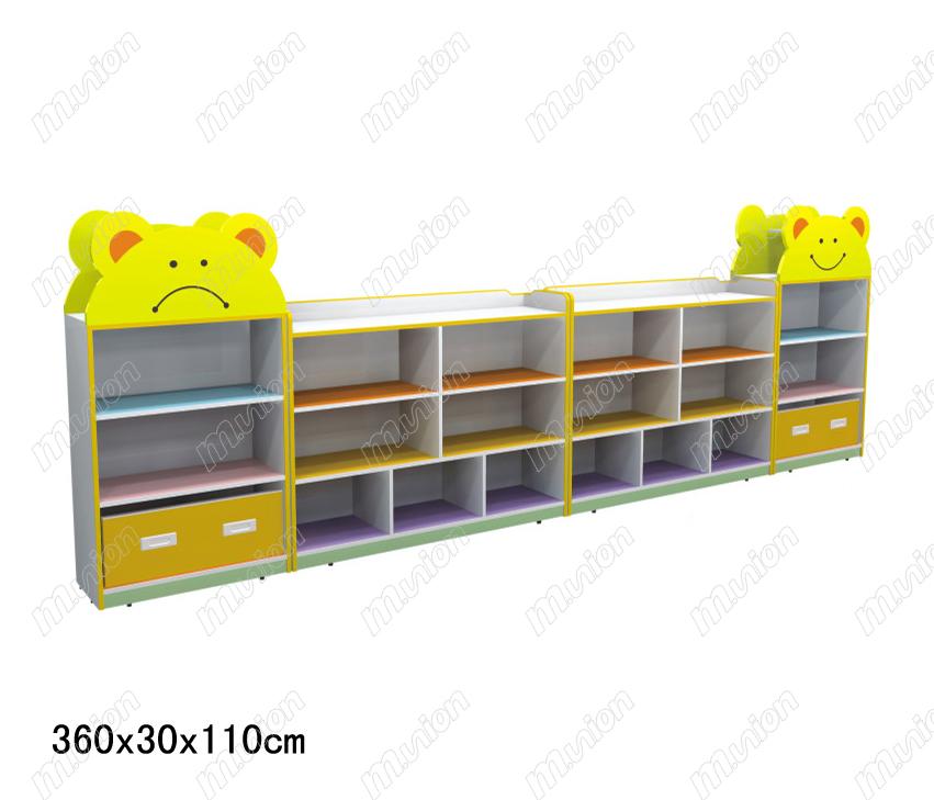小熊造型组合柜HL63207