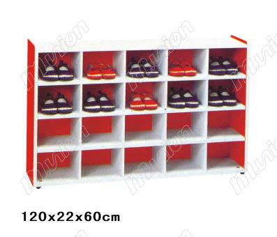 防火板四层鞋架HL63603