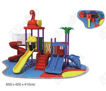 幼儿园滑梯 HL81003