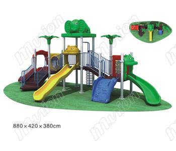 幼儿园的滑梯 HL81004