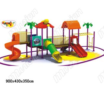 室外儿童滑梯 HL81006