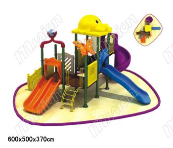 户外儿童滑梯 HL81007