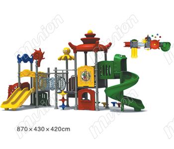 大型儿童滑梯 HL81008