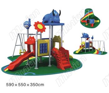 幼儿园组合滑梯 HL81009