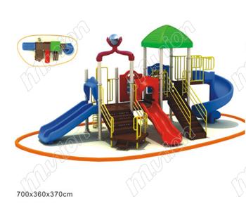 儿童室外滑梯 HL81011
