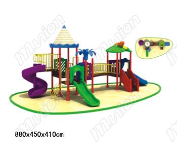 室外幼儿滑梯 HL81012