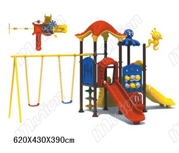 组合滑梯 HL81016