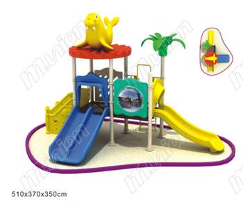 儿童组合滑梯 HL81019