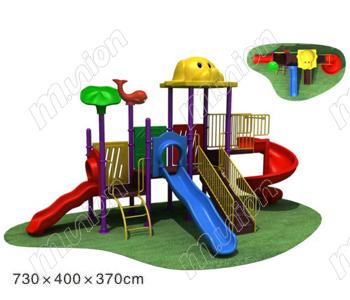 游乐设施滑梯 HL81021