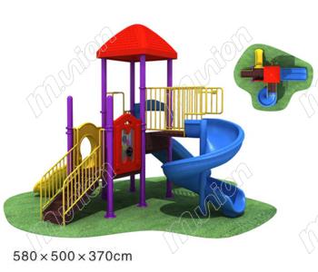 室外滑梯 HL81027
