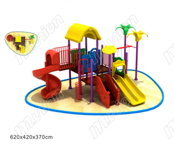 儿童游乐滑梯 HL81029