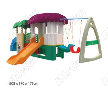 多功能组合滑梯 HL82004