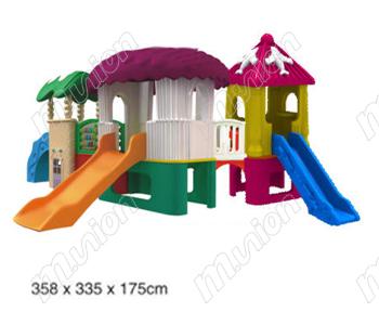 儿童组合滑梯 HL82007