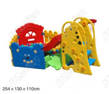 球池组合滑梯 HL82012