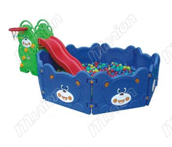 幼儿球池滑梯 HL82014