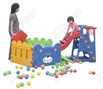 幼儿园球池滑梯 HL82015
