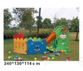 儿童球池滑梯 HL82016