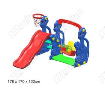 幼儿园组合滑梯 HL82019