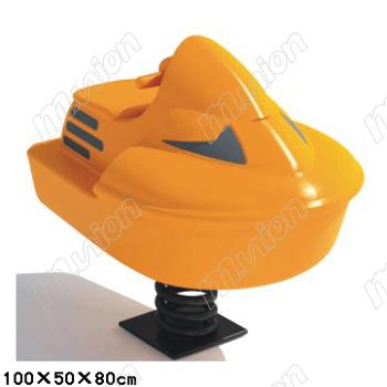 弹簧飞艇摇乐 HL86032