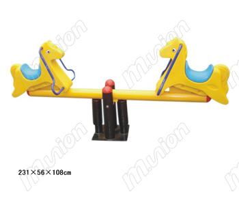 小马弹簧跷跷板 HL87011