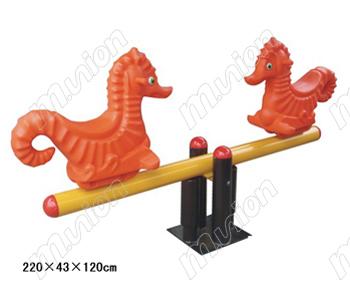 海马弹簧跷跷板 HL87015